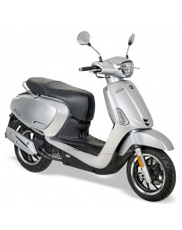 Kymco New Like E4 Metallic Silver