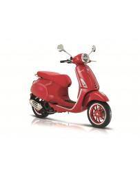 Vespa Primavera 125 Red E5