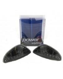 LED Richtingaanwijzer Smoke Achter Vespa LX, S