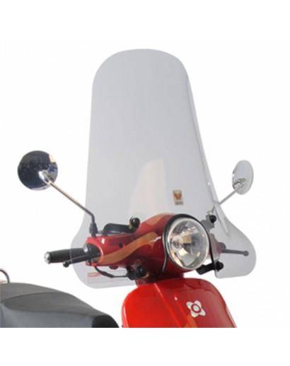 Windscherm Hoog Smoke AGM VX50, VX50 Pimpstyle, VX125
