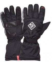 Handschoen Tucano Super Insulator zwart/grijs 9928u