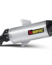 Akrapovic Aprilia SRV 850 / Gilera GP 800