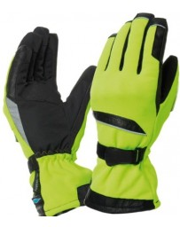 kleding handschoenset S geel fluor tucano 9917m flaming