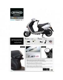 Stuurslot Antirrobos Peugeot V-Clic
