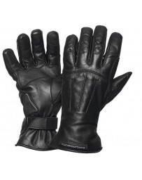 kleding handschoenset leer M zwart tucano 9926m softy touchopop